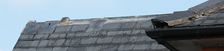 Reparing a roof