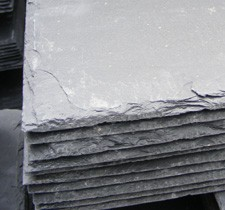 Slates used for roofing